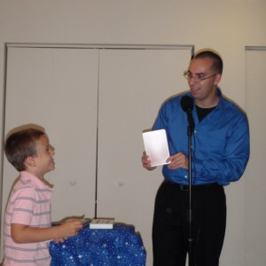 Jason Woyce - Children's Party Magician / Strolling/Close-up Magician in Dayton, Ohio
