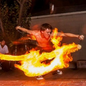 Jason's Flow Arts - Fire Performer / Fire Dancer in Sherman, Texas