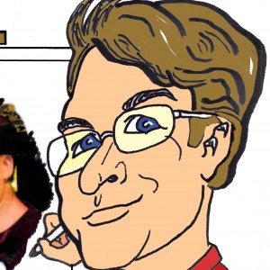 Jason's illustrations - Caricaturist in Emporia, Kansas