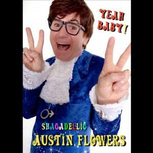 Jason Thompson as Austin Powers - Austin Powers Impersonator in Los Angeles, California