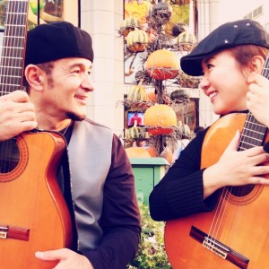 Javid & Naoko - New Flamenco - Acoustic Band / World Music in San Diego, California