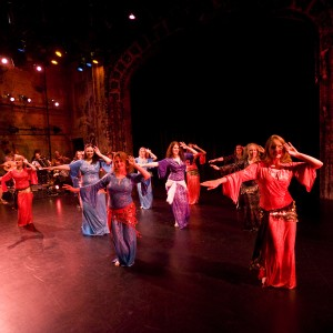 Jawaahir Dance Company - Belly Dancer in Minneapolis, Minnesota