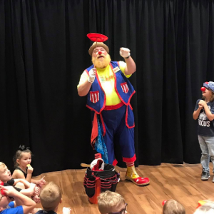 Jay-Jay the Clown - Clown / Children's Party Entertainment in Bossier City, Louisiana
