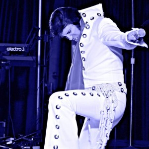 Jay Allan's Legendary Elvis Tribute Show - Impersonator / College Entertainment in Allentown, Pennsylvania