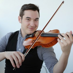 Jay Long - Violinist in Hollywood, California