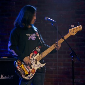 Jay Ordonez - Bassist in North Hollywood, California