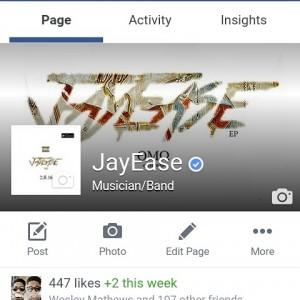 JayEase - Hip Hop Artist in Las Vegas, Nevada