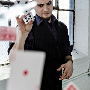 Jaysin Nightengale - Magician / Strolling/Close-up Magician in Columbia, South Carolina