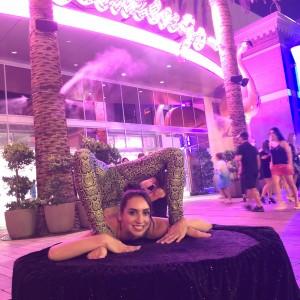 Jazmin LeFae - Contortionist in Las Vegas, Nevada