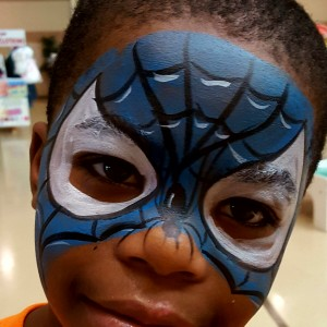 Jazz-N-Dazzle - Face Painter in New Castle, Pennsylvania