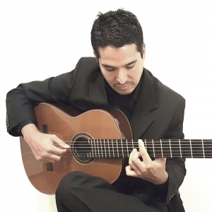 Carlos Odria - World Guitarist