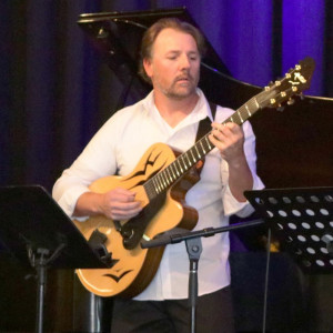 Jeremy Crosbie - Guitarist - Jazz Guitarist in Denver, Colorado