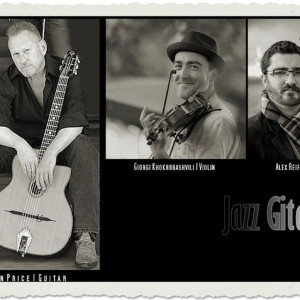 Jazz Gitan - Acoustic Band in Placerville, California