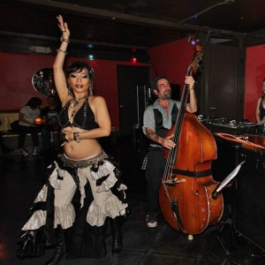 Jazz Nocturne - Jazz Band / Burlesque Entertainment in Oakland, California