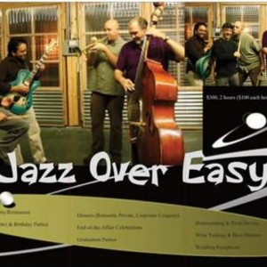 Jazz Over Easy  - Jazz Band / Wedding Band in El Paso, Texas