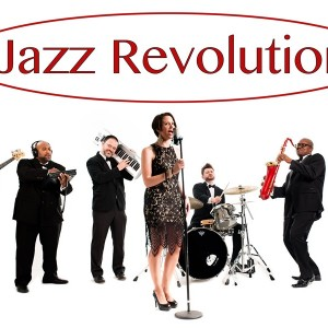 Jazz Revolution - Jazz Band / 1940s Era Entertainment in Charlotte, North Carolina