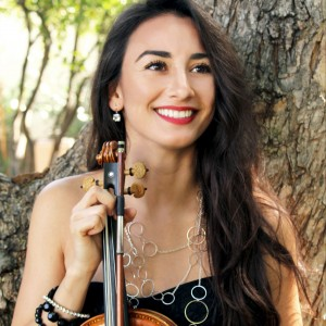Jazzly Moné - Violinist - Violinist in Los Angeles, California
