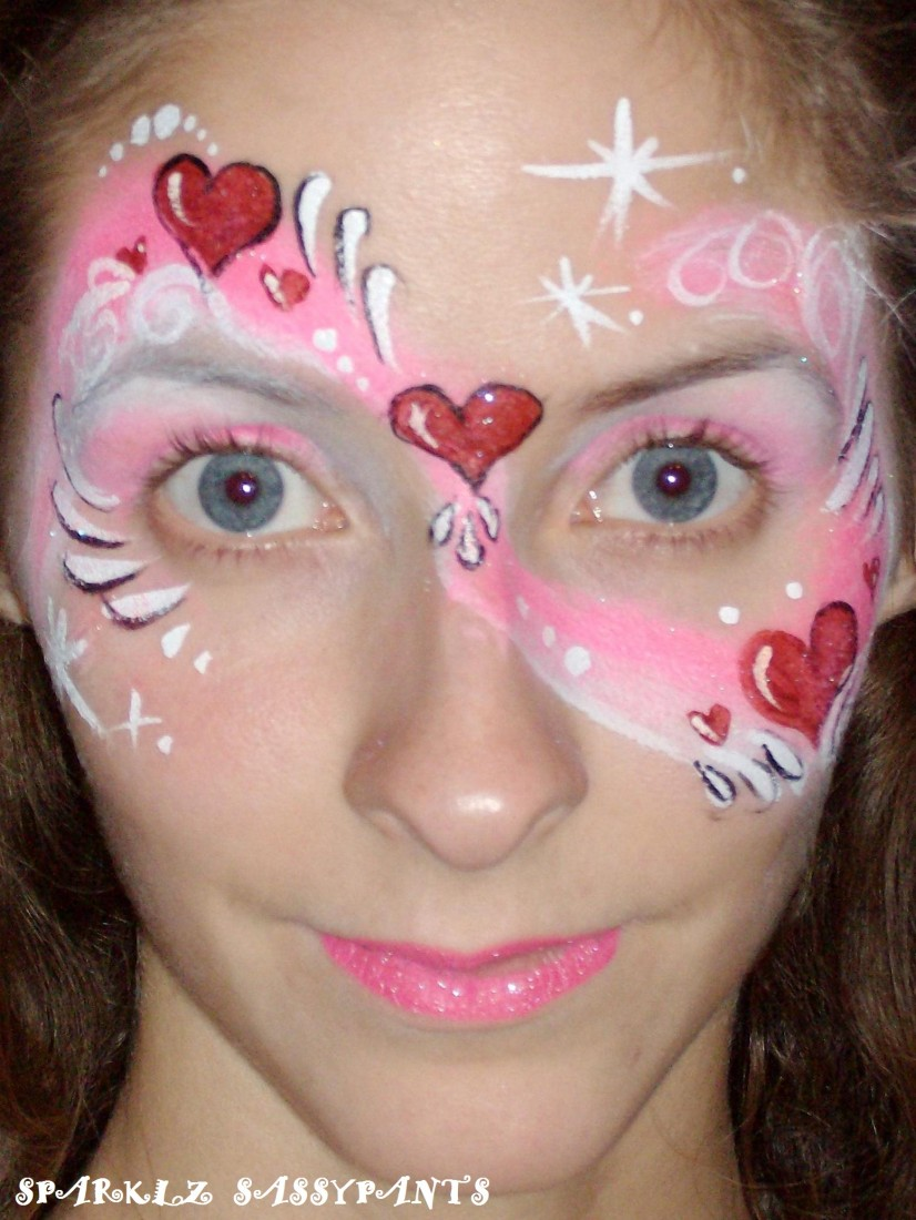 Hire Jazzy Faces Face Painting And Balloons Face Painter