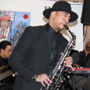 Jazzy Joe - Saxophone Player / Christian Band in St Albans, New York
