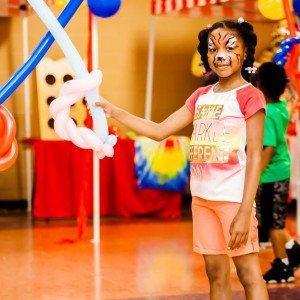 Jazzy Parties - Balloon Twister in Atlanta, Georgia