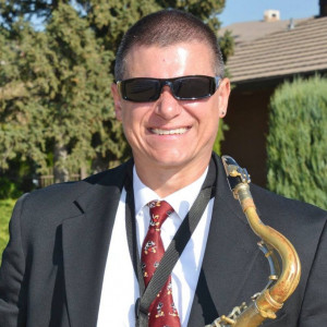 Jazzy Sax Man - Saxophone Player / Wedding Musicians in Colorado Springs, Colorado