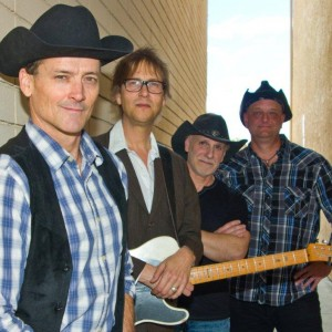 JB and the Big Circle Riders - Country Singer in Los Angeles, California