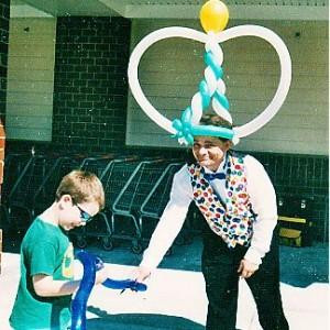 JZK Family Shows - Balloon Twister / Easter Bunny in Greenville, South Carolina