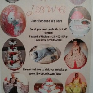 JBWC Catering and Event Services - Event Planner / Tea Party in Cleveland, Ohio