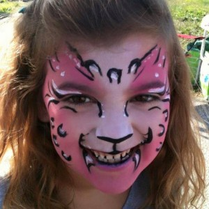 JC Darlynn Designs Face Painting