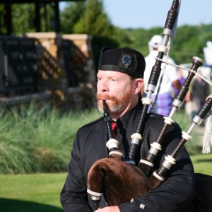 Jimmy Mitchell - Texas Bagpiper - Bagpiper in Dallas, Texas
