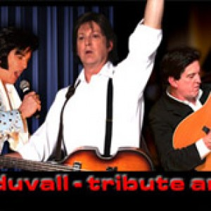 Jed Duvall as Paul McCartney, Johnny Cash and Elvis!