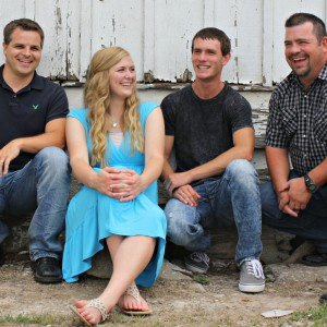 Jeff & Cody Band - Christian Band in Tulsa, Oklahoma