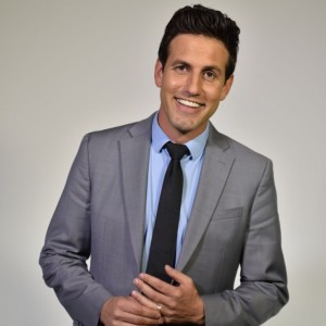 "Jeff ""Crash"" Krapf - Emcee / Corporate Comedian in San Diego, California"
