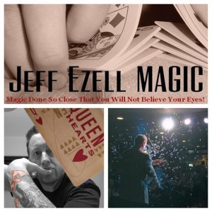 Jeff Ezell Magic - Magician in Anaheim, California
