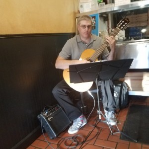Jeff Hiotakis - Classical Guitarist in Bridgeport, Connecticut