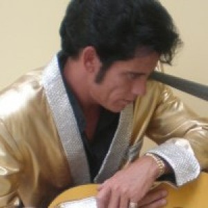 "Jeff ""JELVIS"" LaJess - Elvis Impersonator / Rock & Roll Singer in Seminole, Florida"