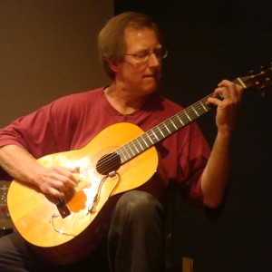 Jeff Larsen, Fingerstyle Guitarist - Acoustic Band in Madison, Wisconsin