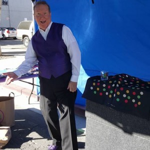 Jeff Morris Magic - Comedy Magician in Hayward, California