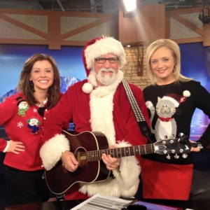 Jeff Pederson-Singing Santa/Worship Leader - Praise & Worship Leader in Colorado Springs, Colorado