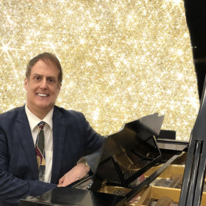 Jeff Perks in concert - Pianist / Holiday Party Entertainment in Charlotte, North Carolina