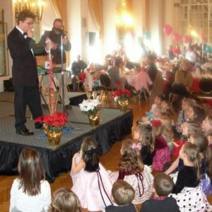 Jeff the Magic Man - Children's Party Magician in Syracuse, New York