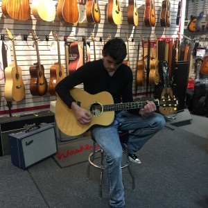 Jeff Tyler - Singing Guitarist in Frankfort, Illinois