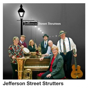 Jefferson Street Strutters - Dixieland Band in Falls Church, Virginia