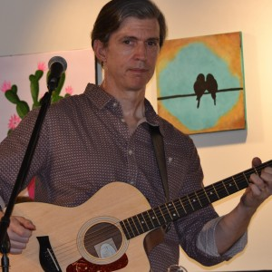 Jeffry C. Larson - Singing Guitarist / Guitarist in Tacoma, Washington