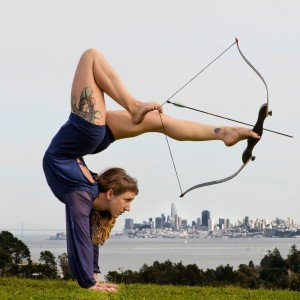 Jeliza Rose - Contortionist in San Francisco, California