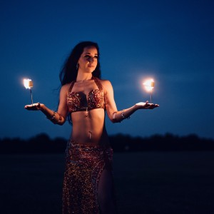 Jenny Lia - Belly Dancer in Houston, Texas