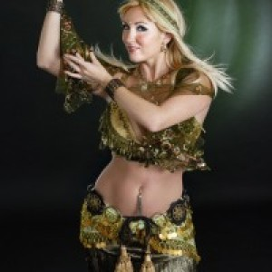 Jenevieve Perizaad - Belly Dancer / Renaissance Entertainment in Springfield, Missouri