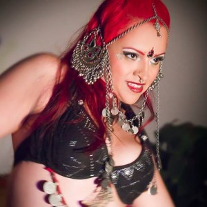 Jenn Aguilar - Belly Dancer in Lake Forest, California