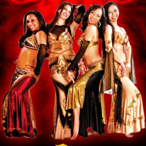 Jenna & Phoenyx::BellydanceRising - Belly Dancer / Middle Eastern Entertainment in Los Angeles, California