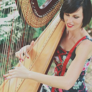 Jennie Eggleston, Harpist